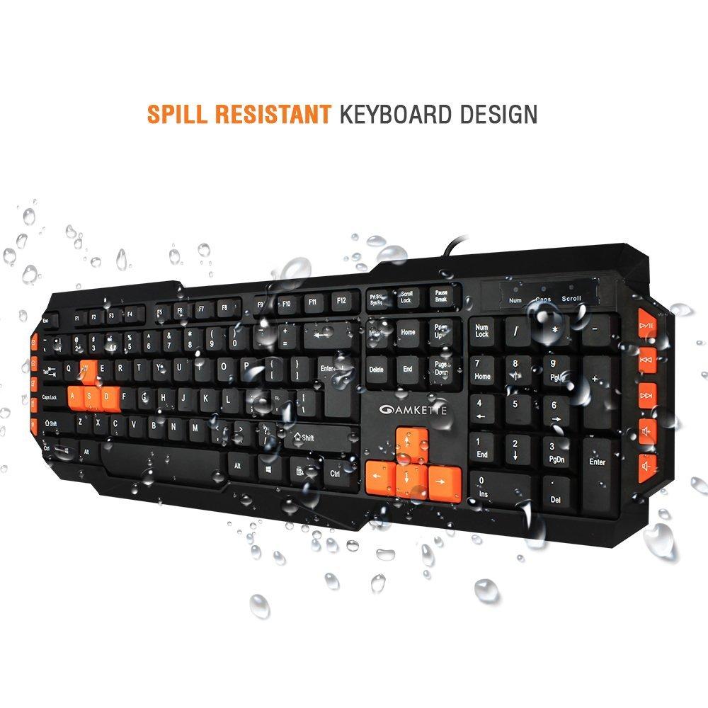 Amkette Xcite Pro Keyboard