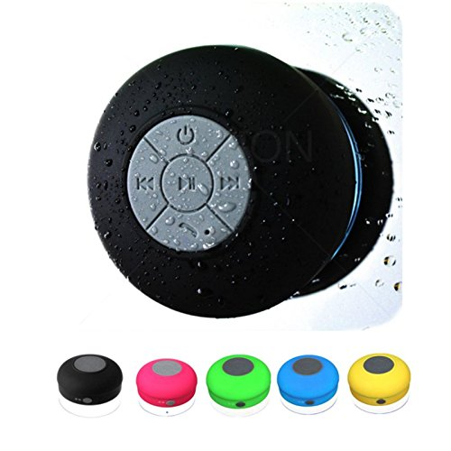 Tiny Deal BTS-06 Mini Waterproof Bluetooth Speaker