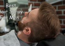 Best Hair Spray For Men
