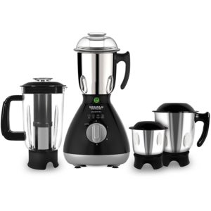 Maharaja Whiteline Powerclick Plus MX- 170 750-Watt Mixer Grinder