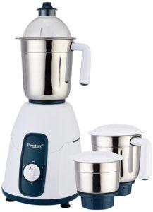 Prestige Stylo (750 Watt) Mixer Grinder