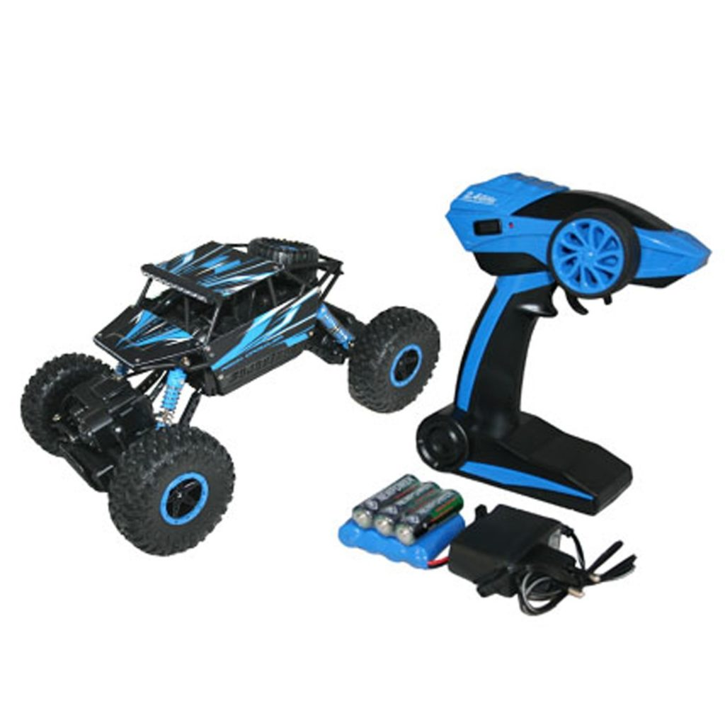 Adraxx Remote Control Mini Rock Through Car