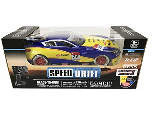 Super Fast Drift Champion RC Sports Car