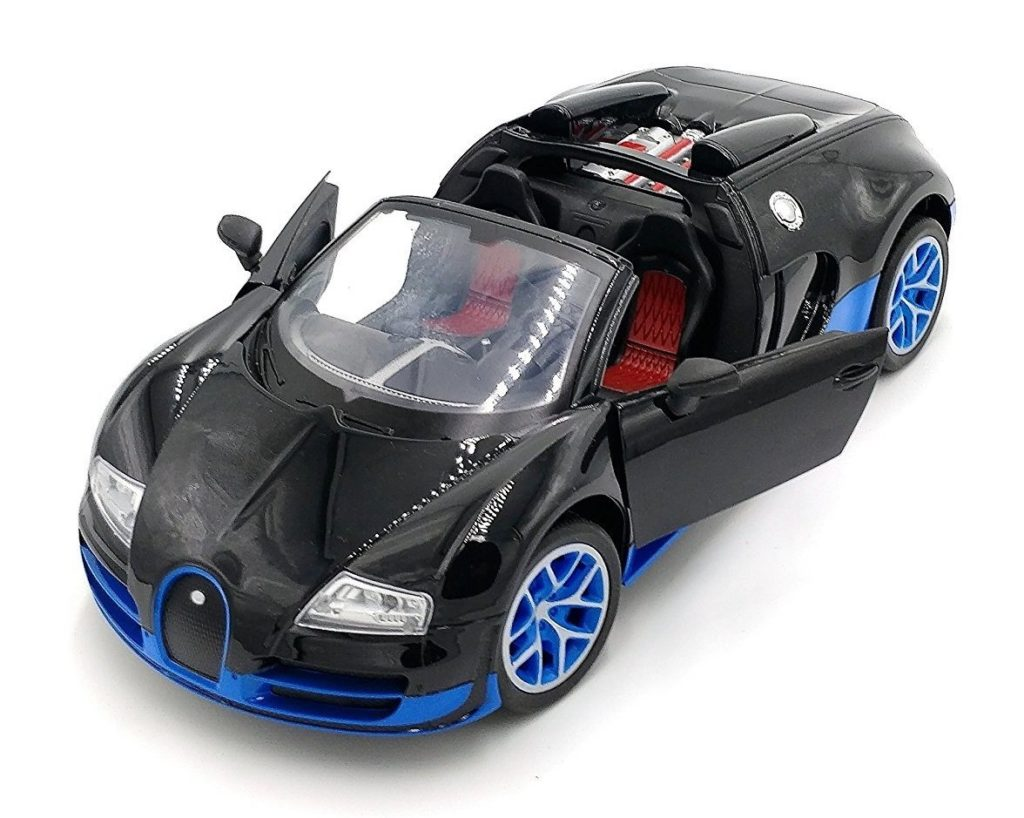 The Flyers Bay Rechargeable Bugatti Style RC Car