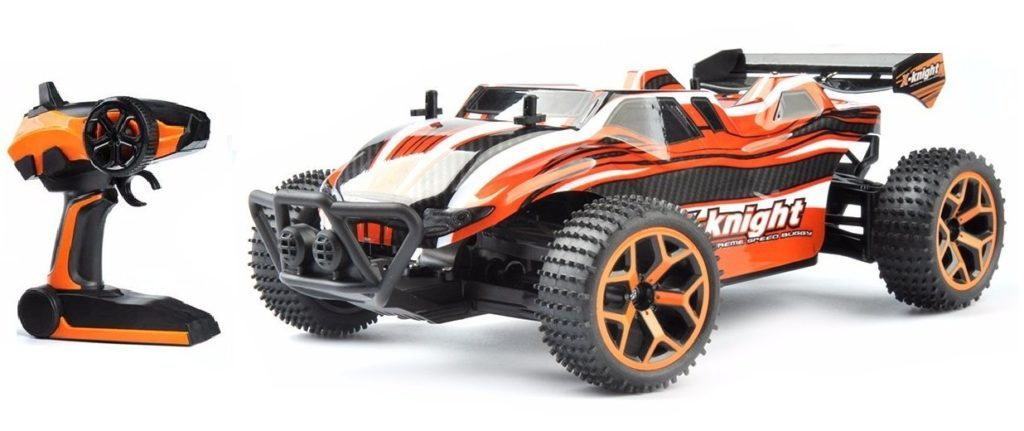 Toys Bhoomi X-knight Monster RC Car