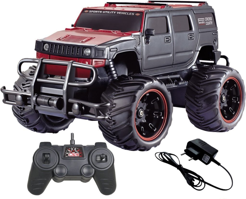 Webby Off-Road Passion Monster Racing Car