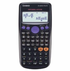 Casio FX-82ES Plus Display Scientific Calculations Calculator