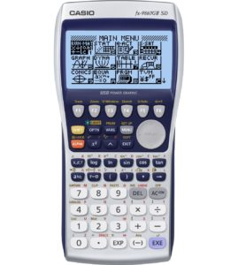 Casio FX-9860GII SD Power Graphic Calculator