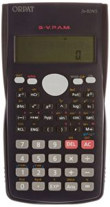 Orpat FX-82-MS Scientific Calculator