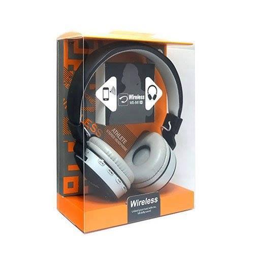 SHOPEE MS-881A Full Dolby Sound Bluetooth Wireless Headphone