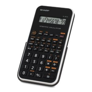 Sharp EL-501XBWH Engineering Calculator