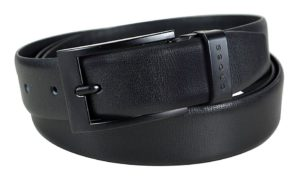 CROSS LUGO Mens Genuine Leather Belt