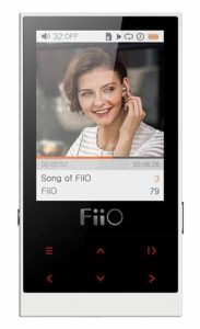 FiiO M3 8 GB Portable Digital Music Player with Earphones