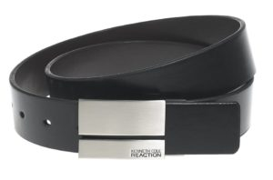 Kenneth Cole REACTION Mens Waldorf Reversible Leather Belt