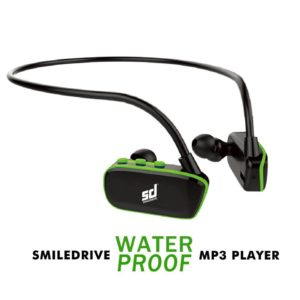 Smiledrive Waterproof 8GB MP3 Player