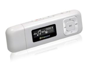 Transcend MP330 MP3 Player