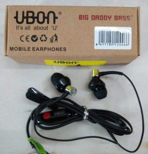 Ubon Universe-Ub185 In-Ear Headphone