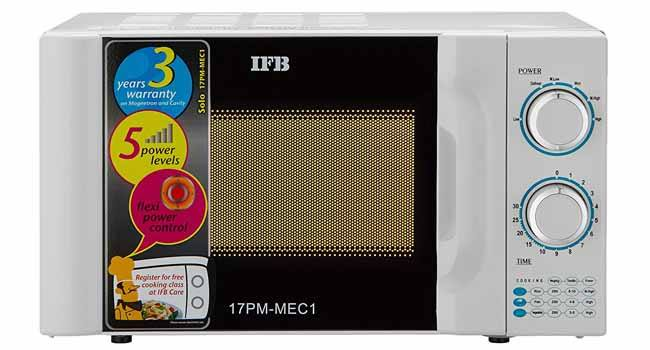 IFB Solo Microwave Oven 17PMMEC1