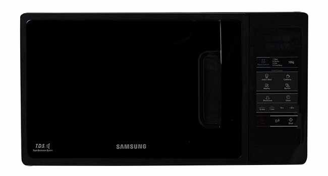 Samsung MW73AD-B Solo Microwave Oven