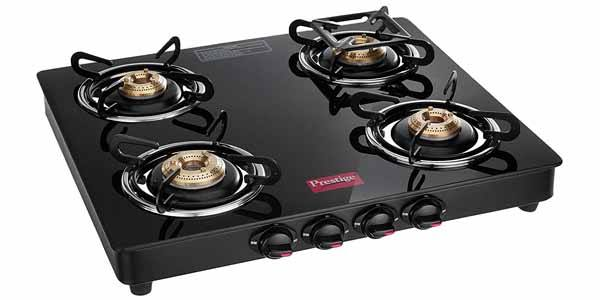 Prestige Marvel 4 Burner Gas Stove