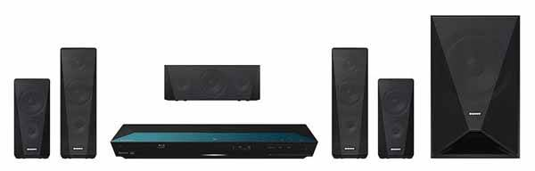Sony BDV-E3200 Home Theater