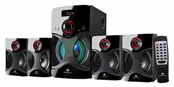 Zebronics BT4440RUCF Home Theater