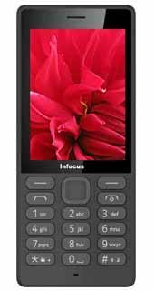 Infocus Hero Smart P4 Keypad Phone