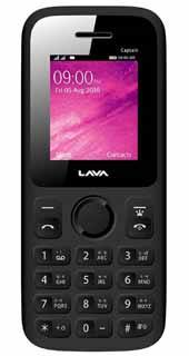 Lava Captain N1 Keypad Phone