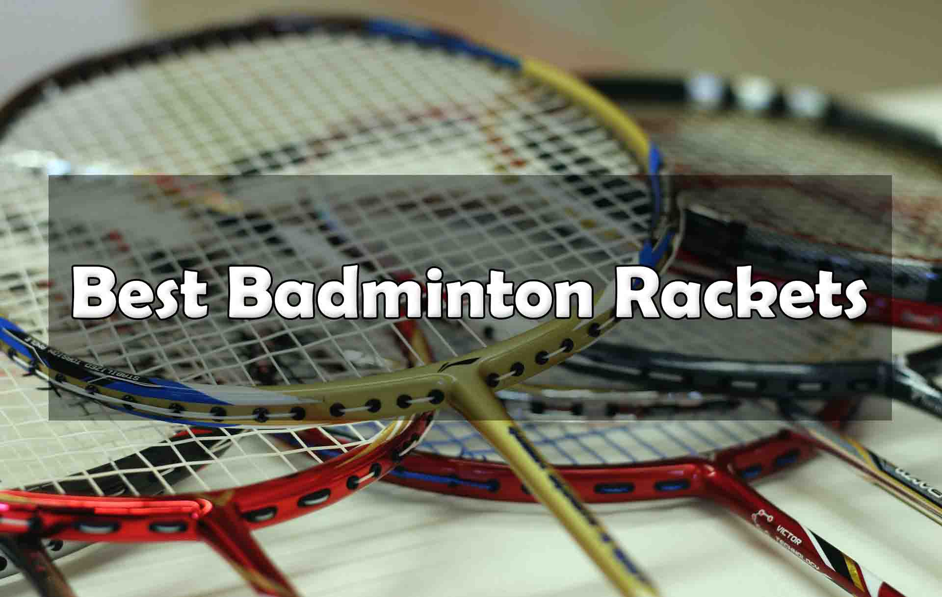 Best Badminton Racket In India