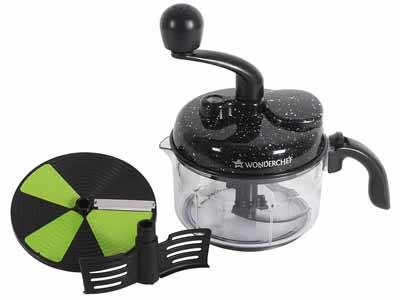 Wonderchef Turbo Vegetable Chopper