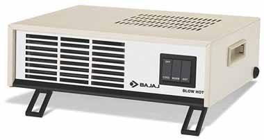 Bajaj Blow Hot Room Heater