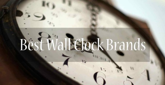 Best Wall Clock Brands In India