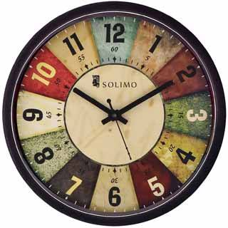 Solimo Wall Clock