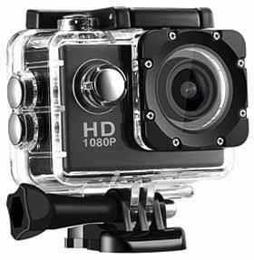 Kingsford Action Camera