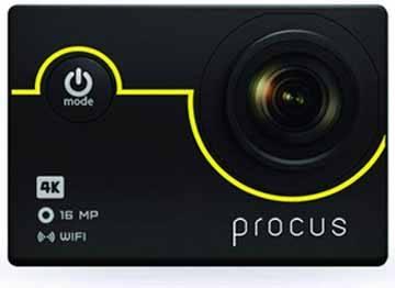 Procus Rush Action Camera