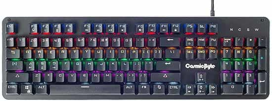 Cosmic Byte CB-GK-12 Gaming Keyboard