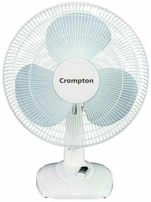 Crompton High Flo Table Fan