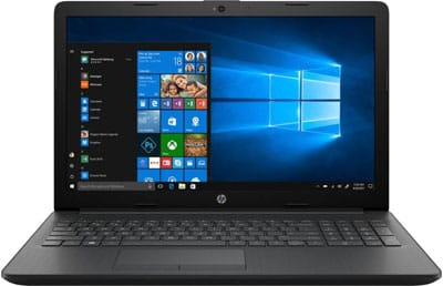 HP 15-da0295TU Laptop