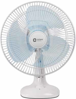 Orient Electric Desk-17 Table Fan