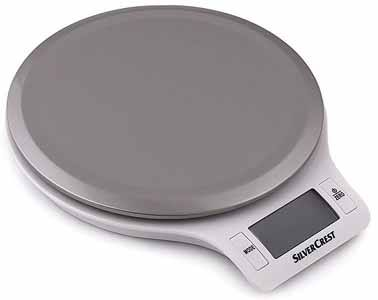 SilverCrest Weighing Scale