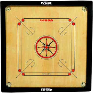GSI Carrom Board