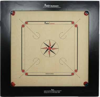 Precise Carrom Board