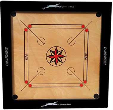 Stag Carrom Board