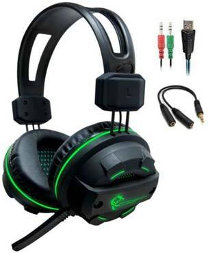 Dragonwar G-HS-003 Gaming Headphone
