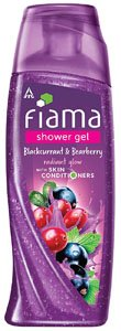 Fiama Black Currant and Bearberry Radiant Glow Shower Gel, 250ml