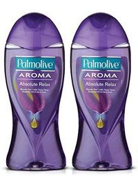 Palmolive Bodywash Aroma Absolute Relax Shower Gel - 250ml (Pack of 2)