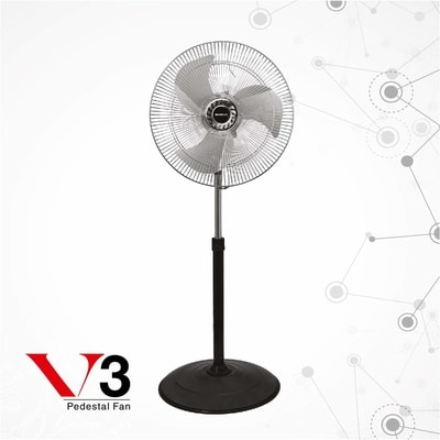 Havells V3 Yurbo 450mm Pedestal Fan