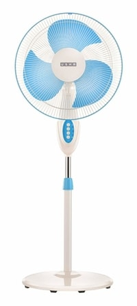 Usha Helix Pro High Speed 400MM Pedestal Fan (40), Blue