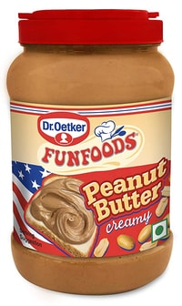 Dr. OETKER FUN FOODS Peanut Butter