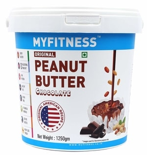 MYFITNESS Chocolate Peanut Butter
